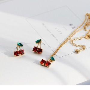 🍒SPRING VIBE🍒Kate Spade Cherry Pendant Necklace